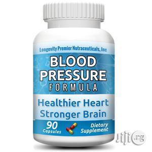 Blood Pressure Formula- Best Blood Pressure Supplement | Vitamins & Supplements for sale in Lagos State, Ifako-Ijaiye