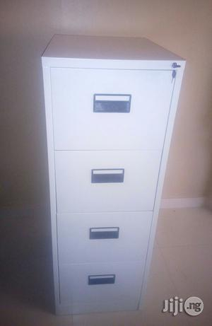 Exotic 4-Drawer Office Filing Cabinet | Furniture for sale in Lagos State, Yaba