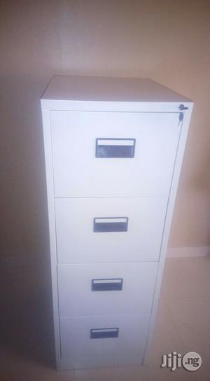 Top Quality 4-Drawer Office Filing Cabinet | Furniture for sale in Lagos State, Ikoyi