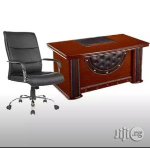 1.4 Executive Office Table With Chair   Furniture for sale in Lagos State, Yaba