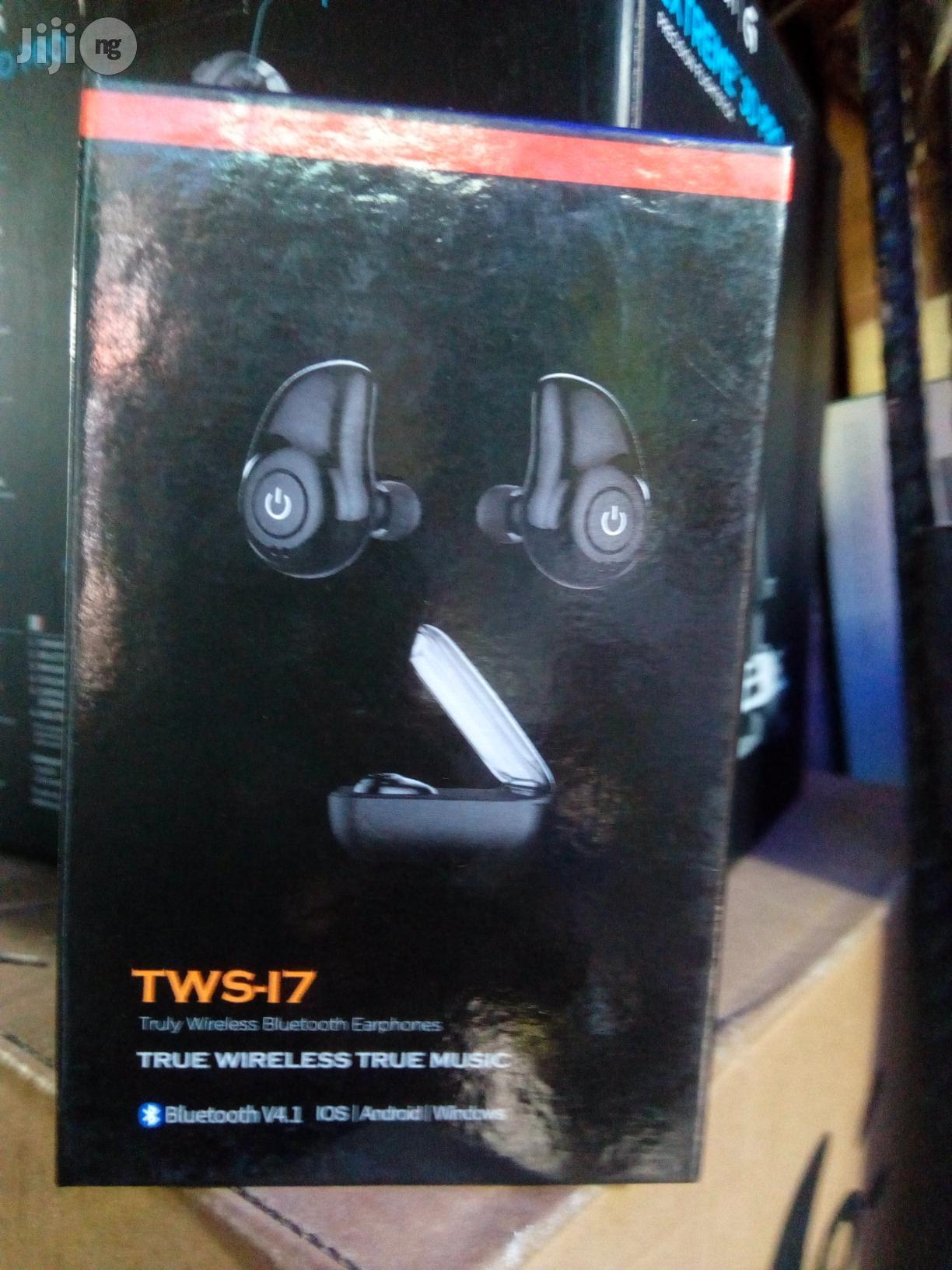 Archive: Tws-7 True Wireless Bluetooth Earphones