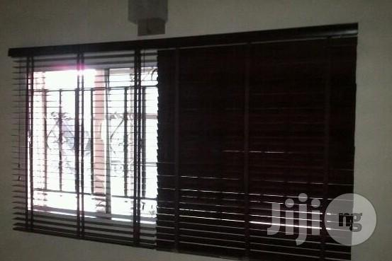 Wooden Blind Curtain | Home Accessories for sale in Abakaliki, Ebonyi State, Nigeria
