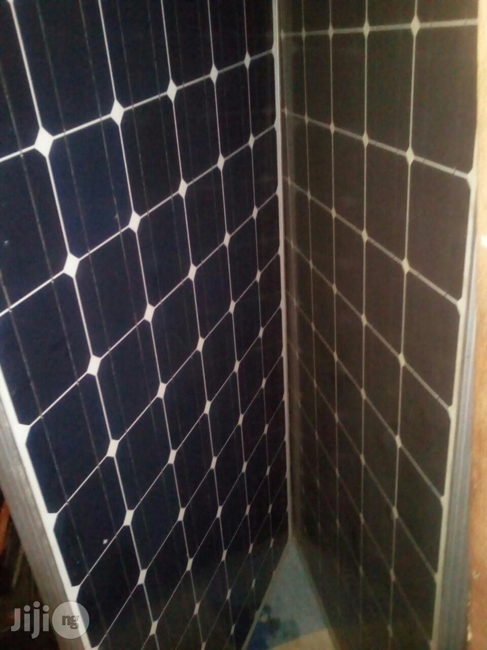 Fairly Used Solar 200W Mono Panel