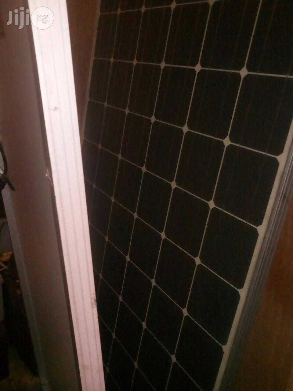 Fairly Used Solar 200W Mono Panel   Solar Energy for sale in Oshodi, Lagos State, Nigeria