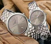 Vacheron Constantin Flat Silver Chain Watch for Couples   Watches for sale in Lagos State, Lagos Island