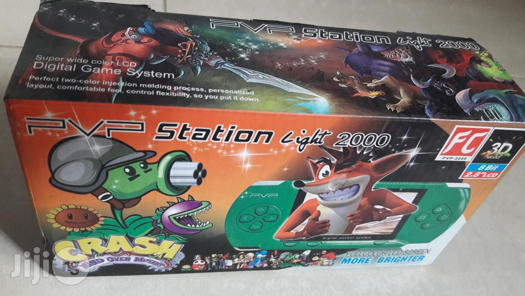 Archive: Pvp Station Light 2000 Game
