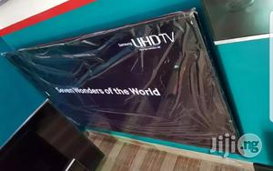 """Almost New 75"""" Samsung 4K UHD Smart TV   TV & DVD Equipment for sale in Lagos State"""