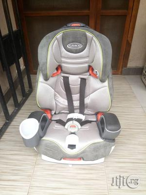 Tokunbo UK Used Graco 3in1 Baby Car Seat | Children's Gear & Safety for sale in Lagos State