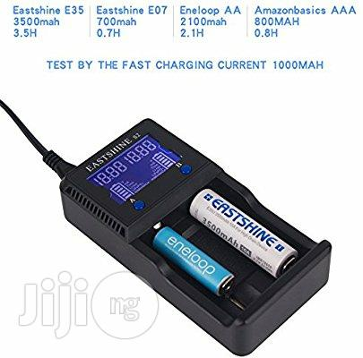 USA Universal Battery Charger | Photo & Video Cameras for sale in Alimosho, Lagos State, Nigeria