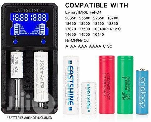 USA Universal Battery Charger