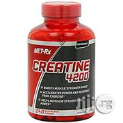 Creatine Met-rx Creatine 4200 | Vitamins & Supplements for sale in Lagos State, Surulere