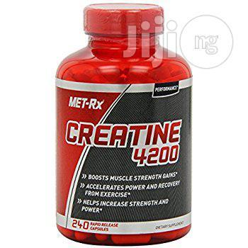 Archive: Creatine Met-rx Creatine 4200