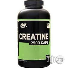 Archive: Creatine ON Creatine 2500 - Bigger And Faster Muscle Build