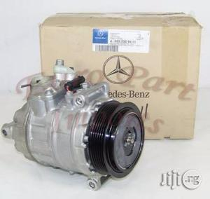 Mercedes-benz AC Compressor /All AC Parts | Vehicle Parts & Accessories for sale in Lagos State, Surulere