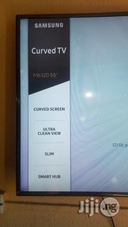 "Ultra Slim Brand New Samsung 55"" Smart Curved TV 