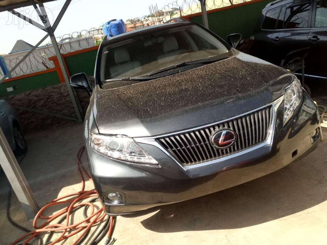 Lexus RX 2010 350 Gray | Cars for sale in Ibadan, Oyo State, Nigeria
