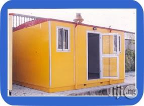 Archive: Container Office Cabin & Portacabin For Sale At Lekki Phase 1.