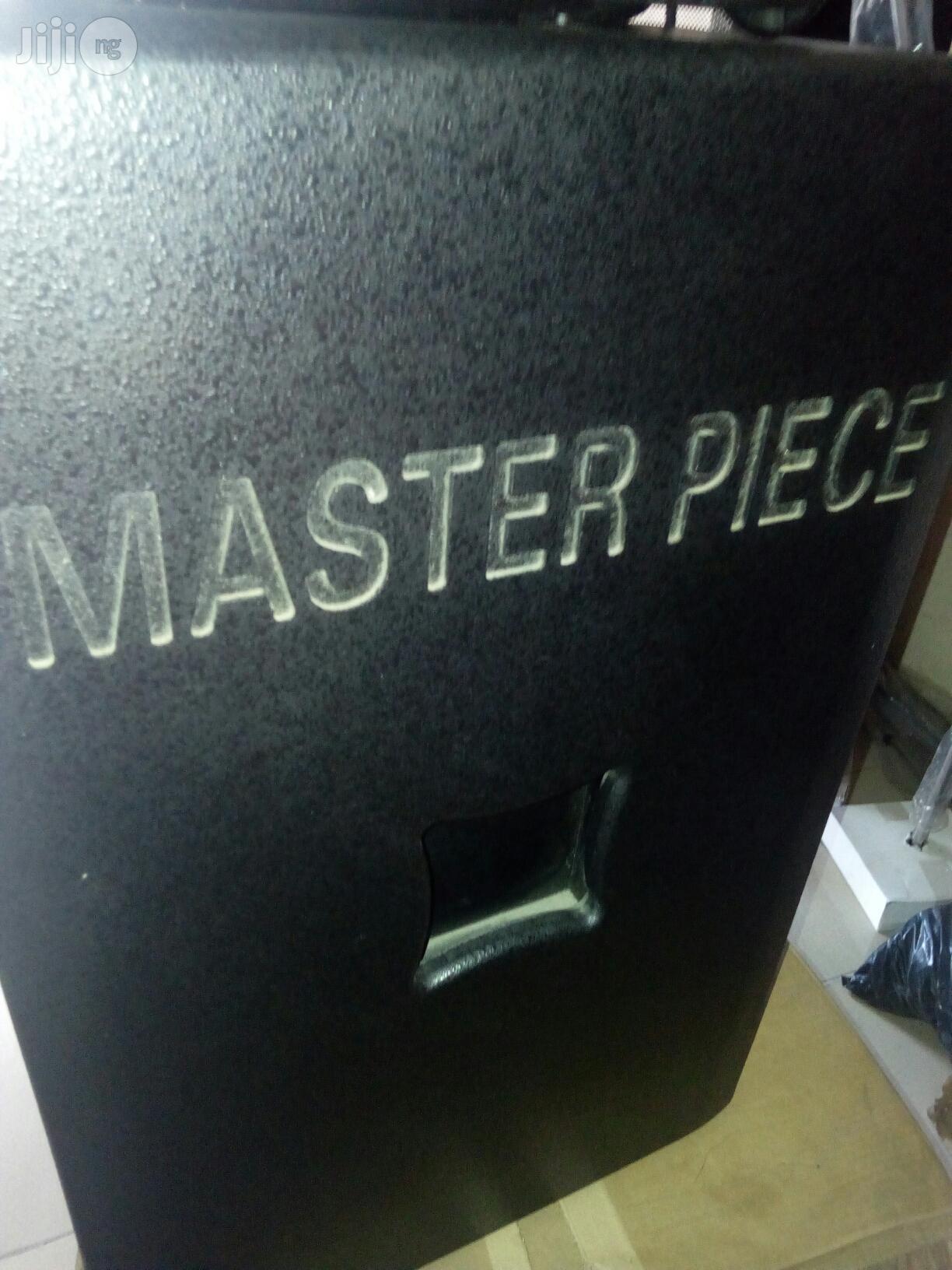 Archive: Masterpiece Single Speaker