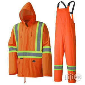 Rain Coat With Reflective(Double Layer)   Restaurant & Catering Equipment for sale in Lagos State, Kosofe
