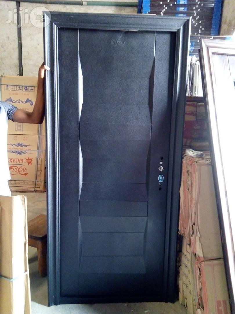 Steel Security Door   Doors for sale in Orile, Lagos State, Nigeria
