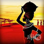 African Artworks Hand Painted Wall Decors | Arts & Crafts for sale in Anambra State, Onitsha