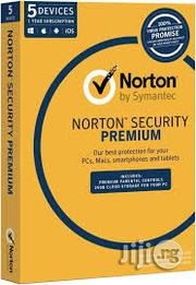 Symantec Norton Security Premium 5 User 1 Year OEM | Software for sale in Lagos State, Ikeja