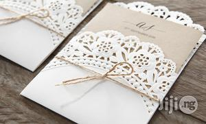 Regular Sized Invitation Cards For Weddings, Events | Wedding Venues & Services for sale in Lagos State, Ikeja
