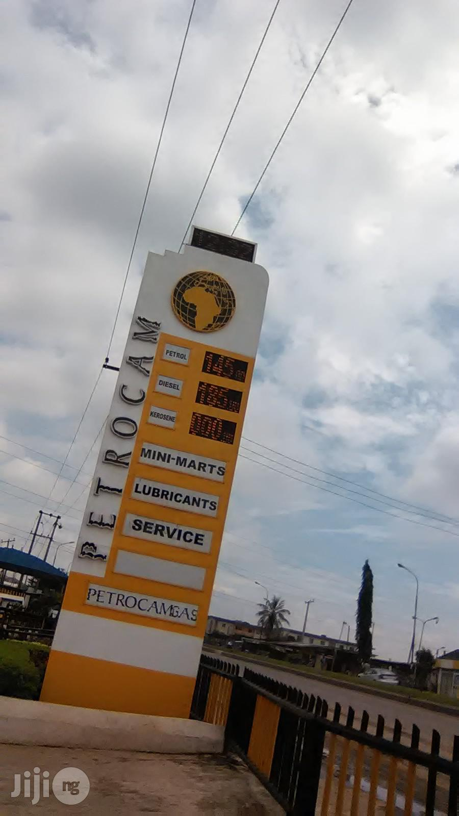 Creative Signage | Computer & IT Services for sale in Ikeja, Lagos State, Nigeria