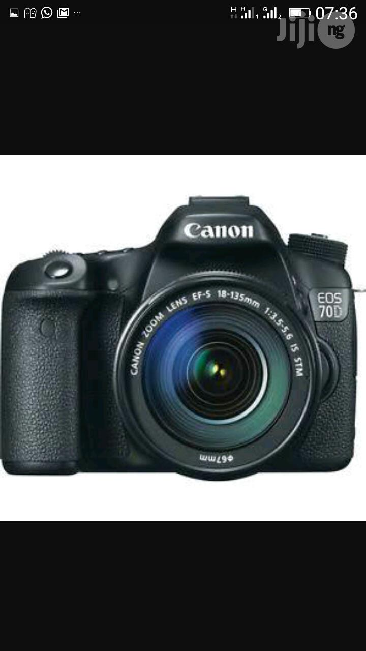 Archive: Canon 70d With 18-135mm Lens