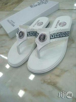 Quality VERSACE Designer Palm   Shoes for sale in Lagos State, Lekki