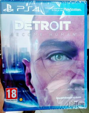 PS4 Detroit: Become Human   Video Games for sale in Lagos State, Agege