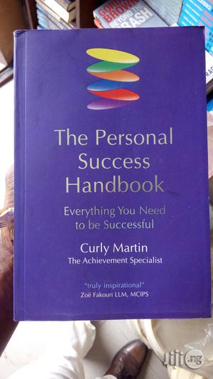 The Peesonal Success Handbook By Curly Mantin   Books & Games for sale in Lagos State, Yaba