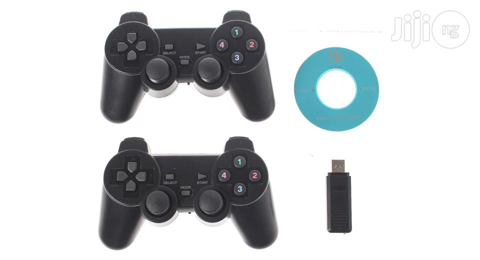 Archive: 2.4ghz USB Twins Dual Vibration Wireless Controllers For PC Games