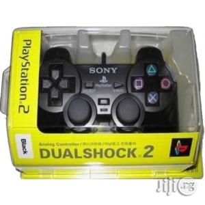 Sony PS2 Playstation 2 Dualshock 2 Wireless Controller   Accessories & Supplies for Electronics for sale in Lagos State, Ikeja