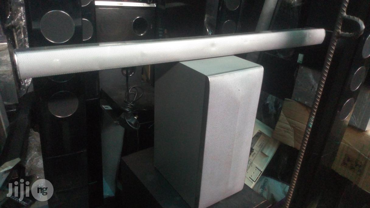 LG Silver Soundbar | Audio & Music Equipment for sale in Lagos State, Nigeria