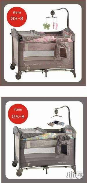 Baby Trend Play Pen Bed | Children's Furniture for sale in Lagos State, Lagos Island (Eko)