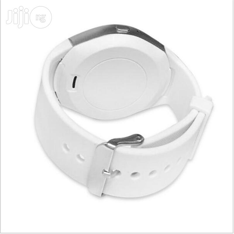 Archive: K8 Android Smart Watch With Micro SIM/TF Card Slot - White