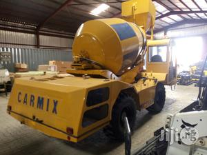 Brand New 3.5m3 Carmix Mobile Selfloader Concrete Mixer Machine | Electrical Equipment for sale in Lagos State, Amuwo-Odofin