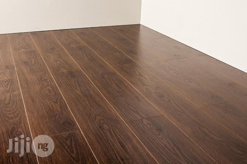 Vinyl Wooden Floor Tiles Laminated
