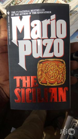 The Sicilian By Mario Puzo   Books & Games for sale in Lagos State, Yaba