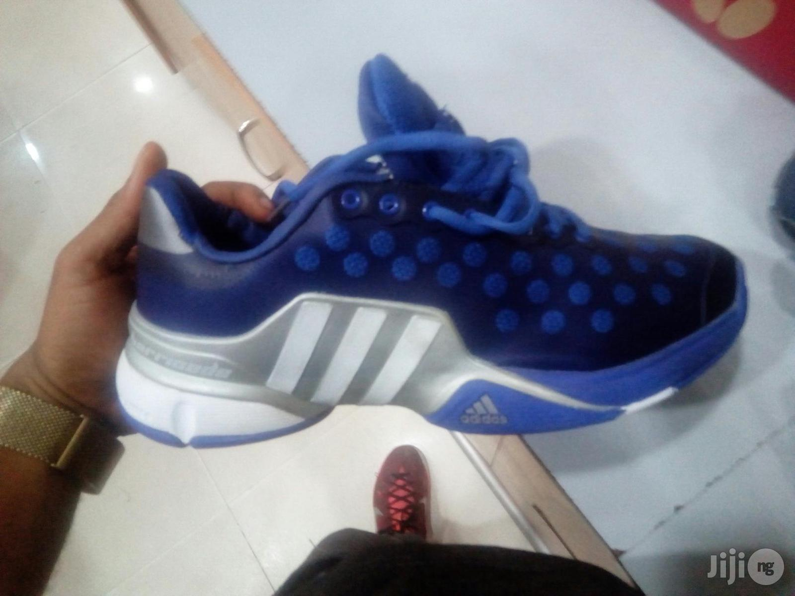 Tennis Canvas Adidas Tennis Shoes | Shoes for sale in Surulere, Lagos State, Nigeria