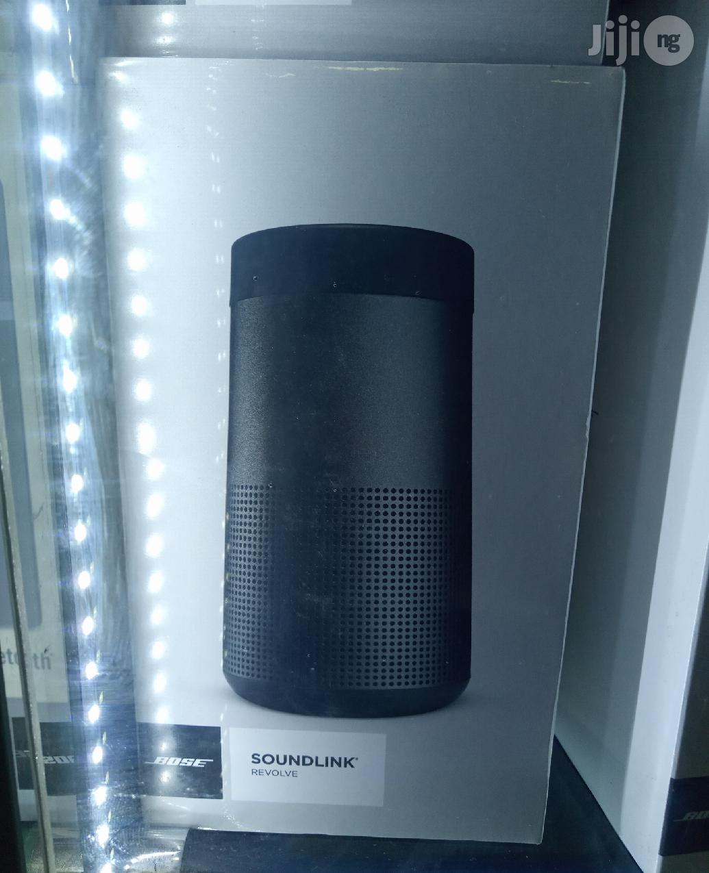 Revolve Soundlink Speaker