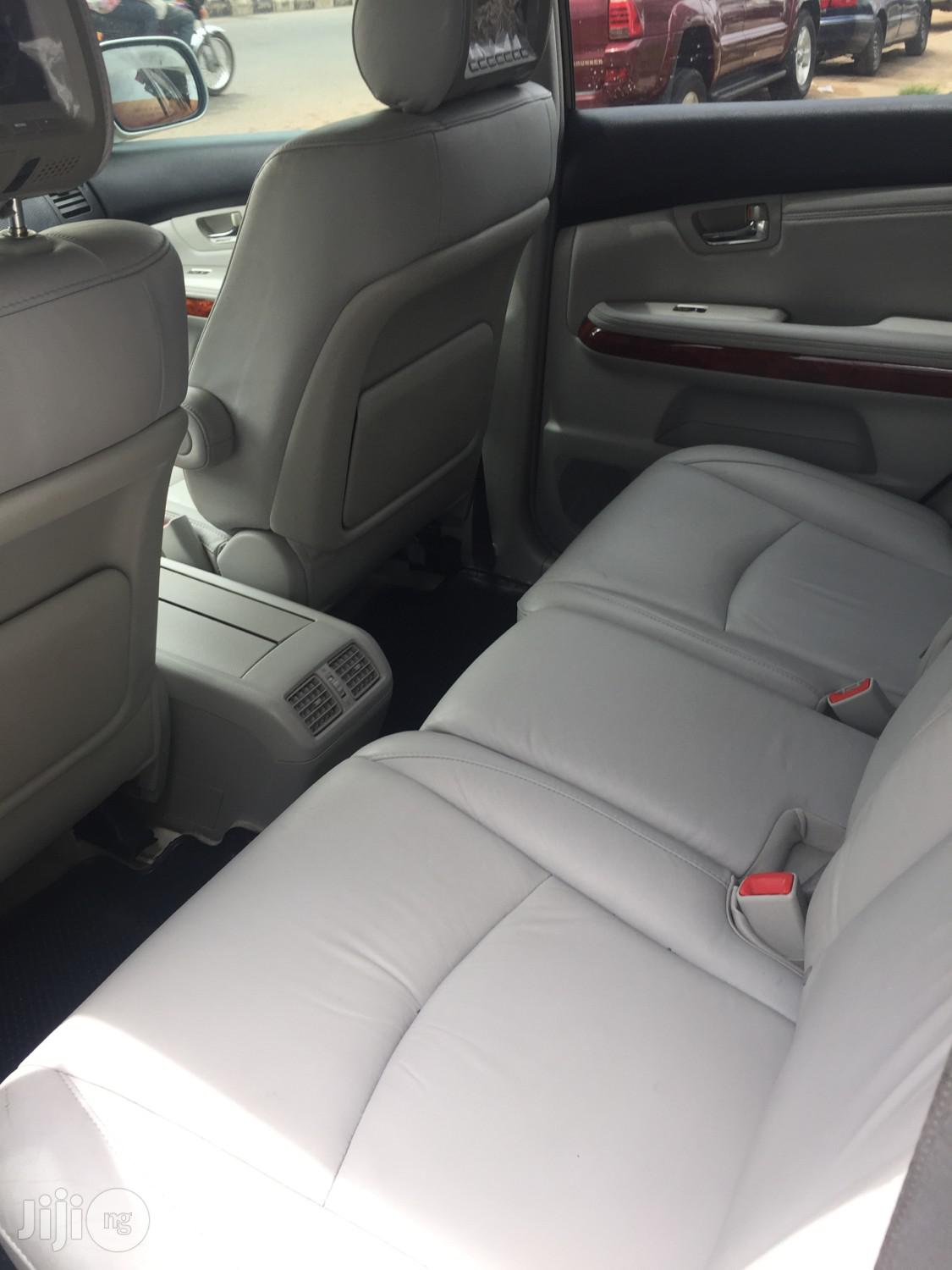 Lexus RX 2005 330 Silver | Cars for sale in Ibadan, Oyo State, Nigeria