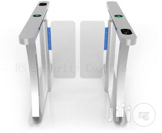 Access Control Half Height Automatic Systems Turnstiles