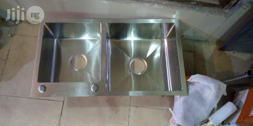 Double Blow Kitchen Sink In Orile Restaurant Catering Equipment S Unity Nig Ltd Jiji Ng For Sale In Orile Buy Restaurant Catering Equipment From S Unity Nig Ltd