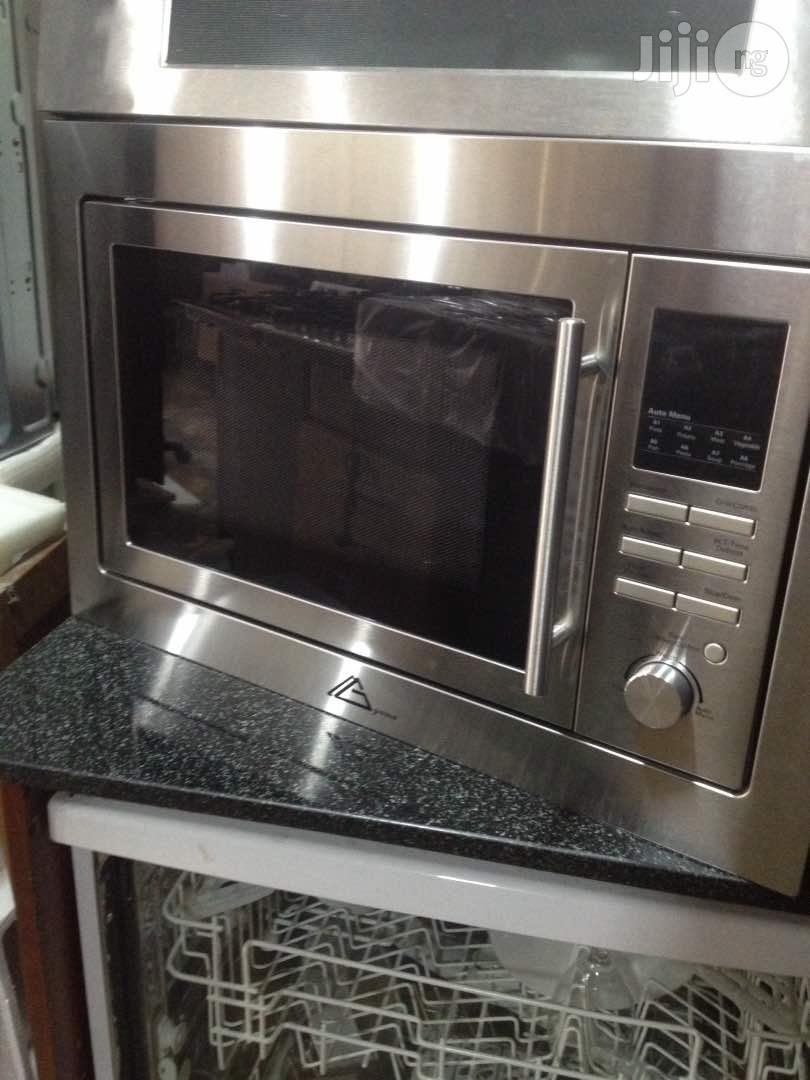 Archive: Built-in Microwave Dealers In Lagos