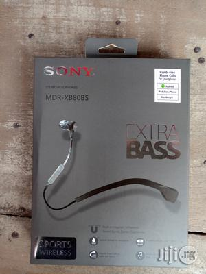 Sony Sport Wireless Mdr-xb80bs | Audio & Music Equipment for sale in Lagos State, Ikeja