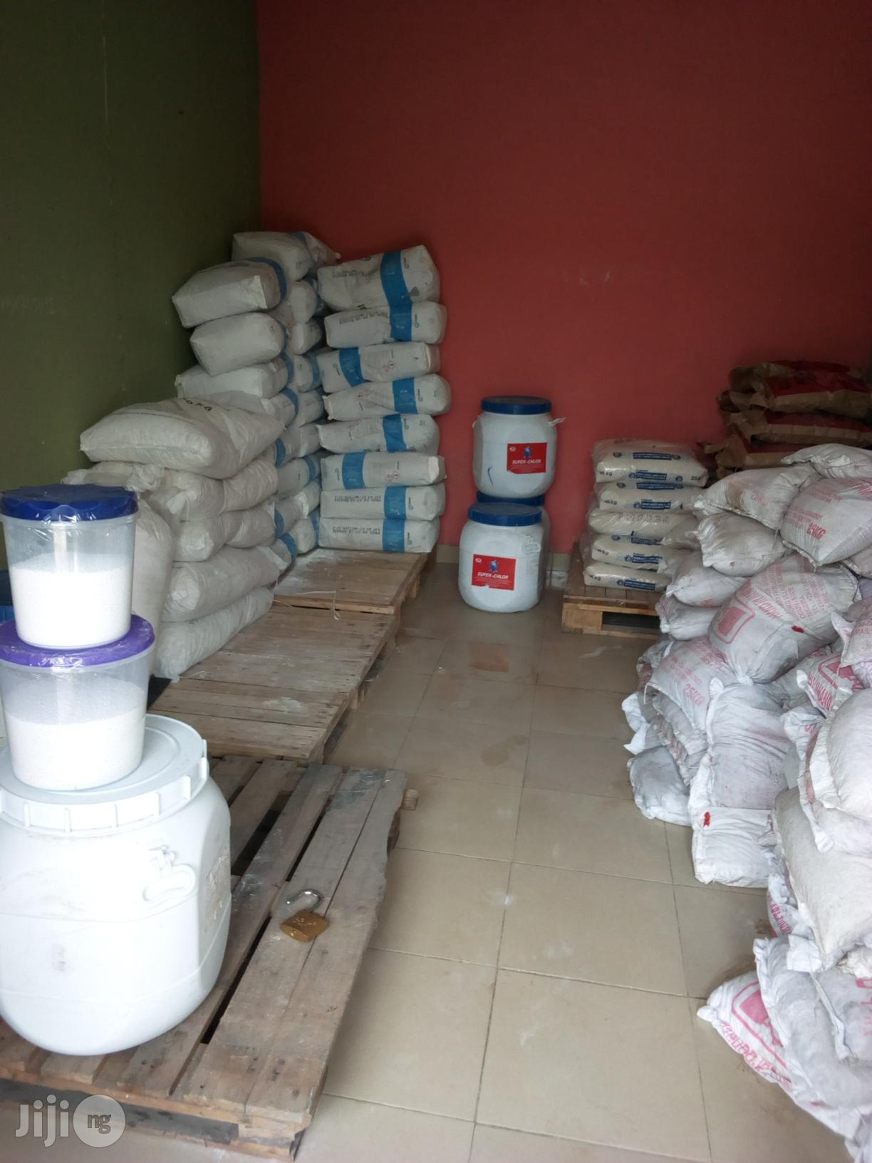 Water Treatment Chemicals Equipments | Other Services for sale in Lekki, Lagos State, Nigeria