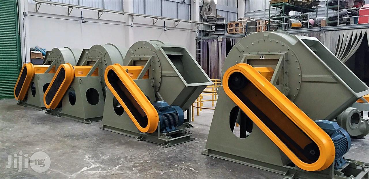 FRP/GRP Blowers & Extractors
