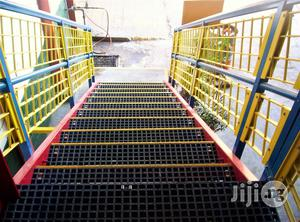FRP/GRP Stairways, Railings And Fencing   Building & Trades Services for sale in Lagos State, Lagos Island (Eko)